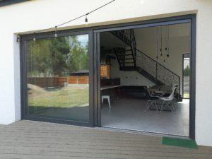 drzwi tarasowe HS
