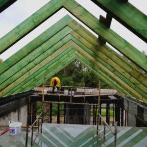 błedy konstrukbyjne dachu